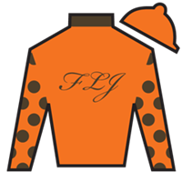 Frank L. Jones Jr. Silks