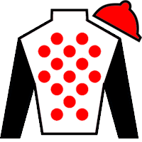 Ghostly Win  Silks