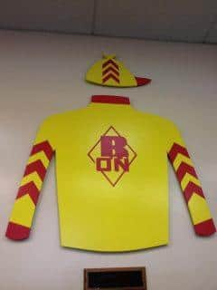 The Roan Ranger Silks
