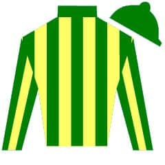 Unforgetable Filly Silks