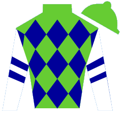 Alpha Bettor Silks
