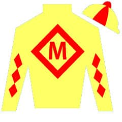 Edward Mercaldo Silks