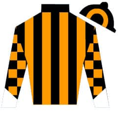 Finbarr Kelly  Silks