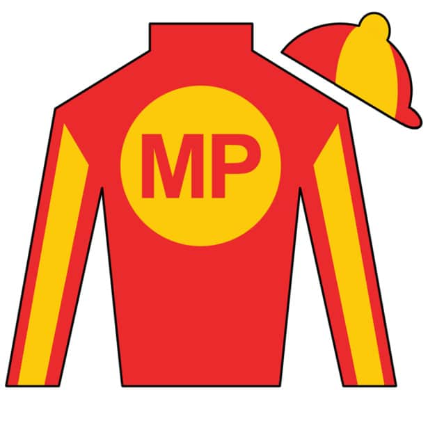 Mike Pegram Silks